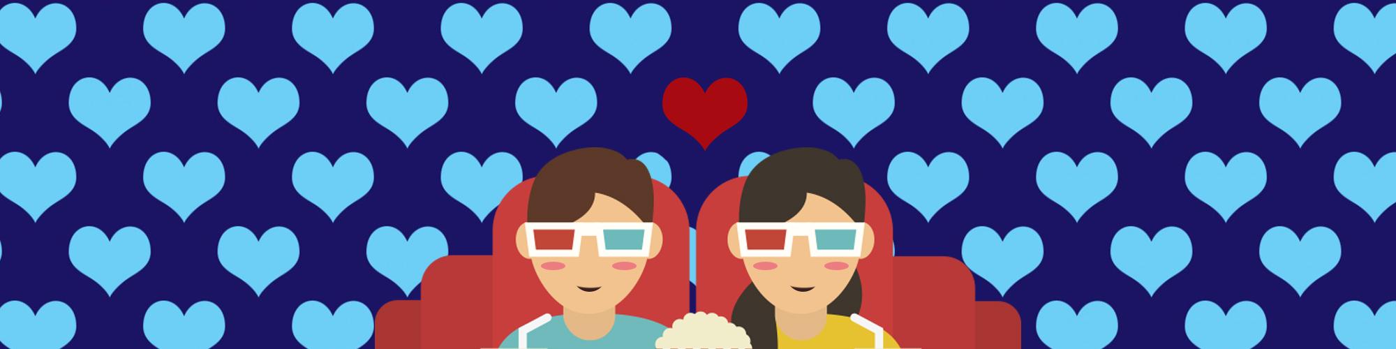 Un Amore di Cinema per il tuo San Valentino